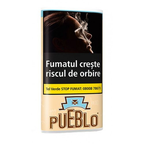 Tutun de rulat Pueblo Classic 30g 0