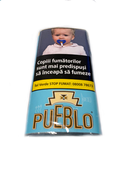 Tutun de rulat Pueblo Blue 30g [2]