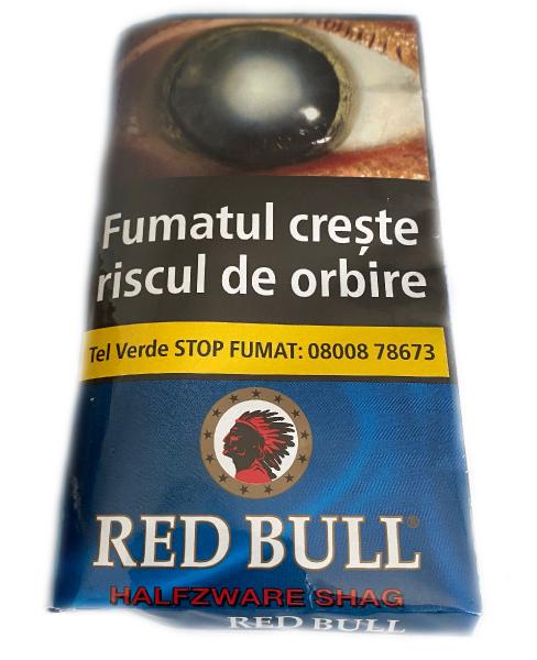 Tutun de rulat Red Bull Halfzware Shag, 30 g 1
