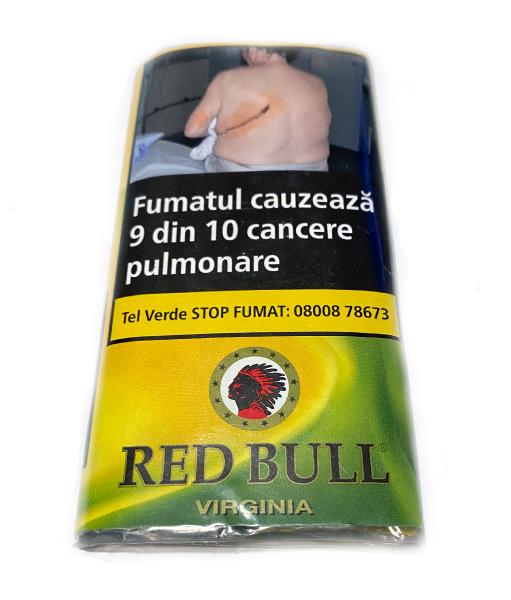 Tutun de rulat Red Bull Virginia, 30 g 1