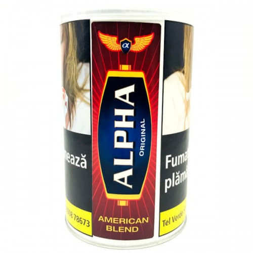 Tutun Alpha Original 135g 0