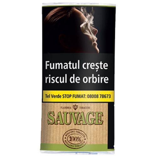 Tutun pentru rulat Flandria Sauvage 30g 0