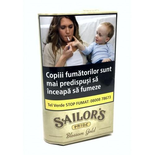 Tutun pentru pipa Sailors Pride Blossom Gold 25g 0