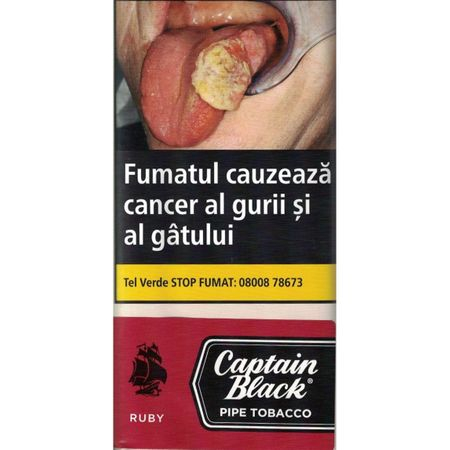 Tutun pipa Captain Black Cherry (50 g) 1