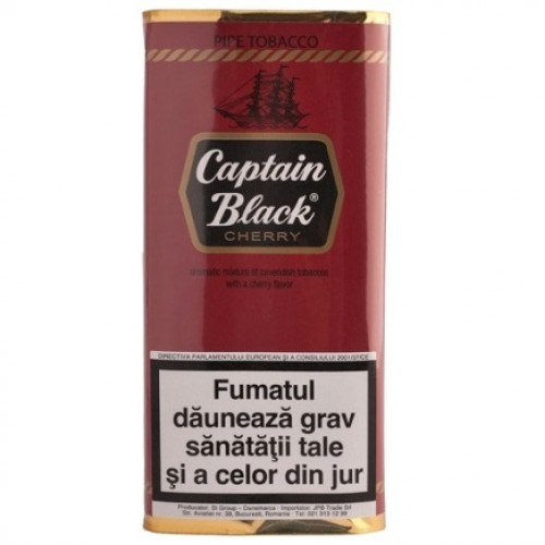 Tutun pipa Captain Black Cherry (50 g) 0