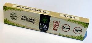 Foite si filtre din carton organice Plant of Life (32) [3]