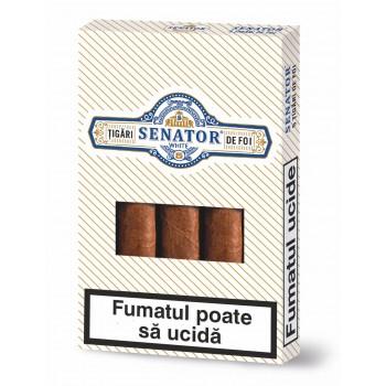 Tigari de foi Senator Senator White 47,50g0