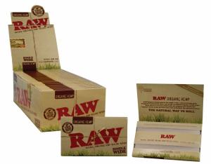 Foite rulat Raw Organic Double (50)4