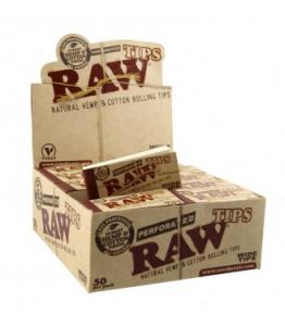 Filtre rulat RAW din carton - Filter Tips Wide (50)1