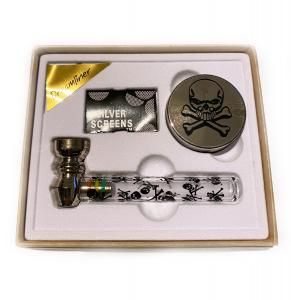 Set cadou grinder pipa 3406730