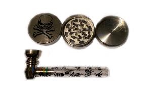 Set cadou grinder pipa 3406732