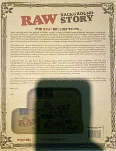 Tava pentru rulat tigari Raw Girl2