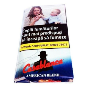 Tutun Casablanca - American Blend 40 g0
