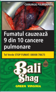 Tutun tigari Bali Green Virginia (40g) [0]