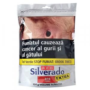 Tutun Silverado Red Extra Volume 100g [0]