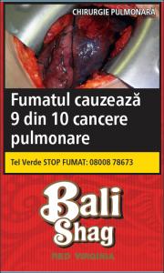 Tutun tigari Bali Shag Red Virginia (40 g) [0]