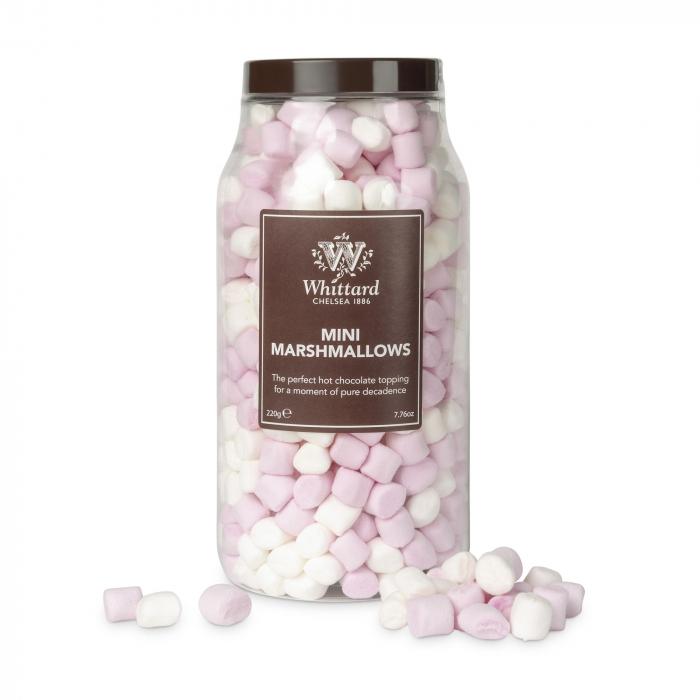 Mini marshmallow,220 gr,Whittard of Chelsea 0