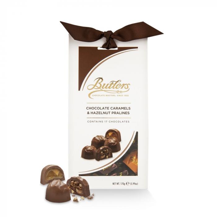 Praline Caramel and Hazelnut 0