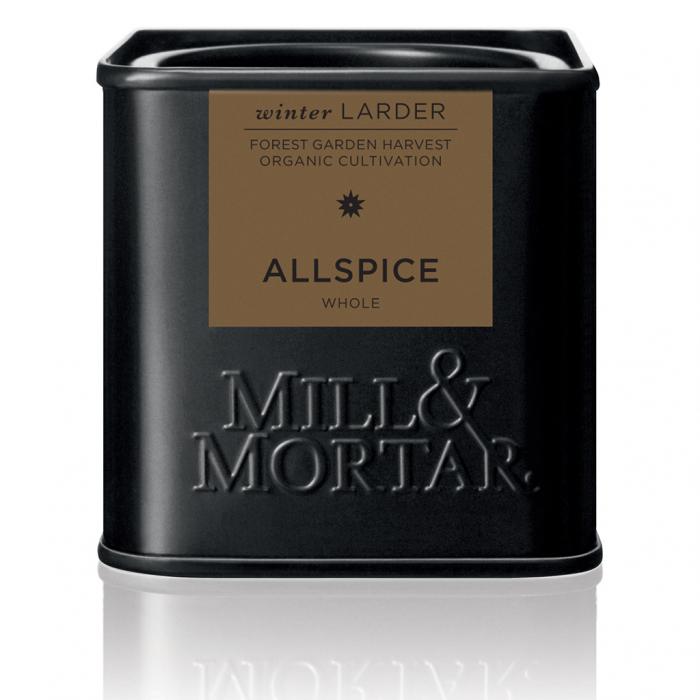 Allspice whole, organic, Mill&Mortar, 40 gr 0
