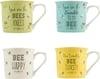 Cana Bee Happy Yellow David Mason Design 1
