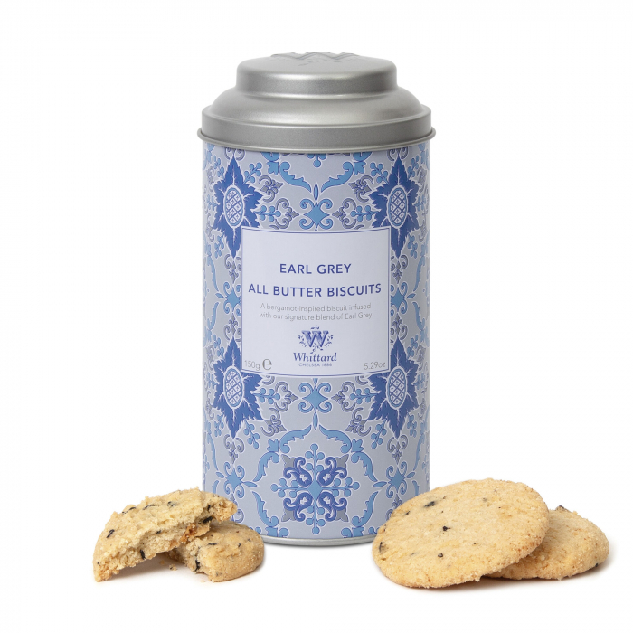 Biscuiti Earl Grey all butter, Tea Discoveries , Whittard of Chelsea 0