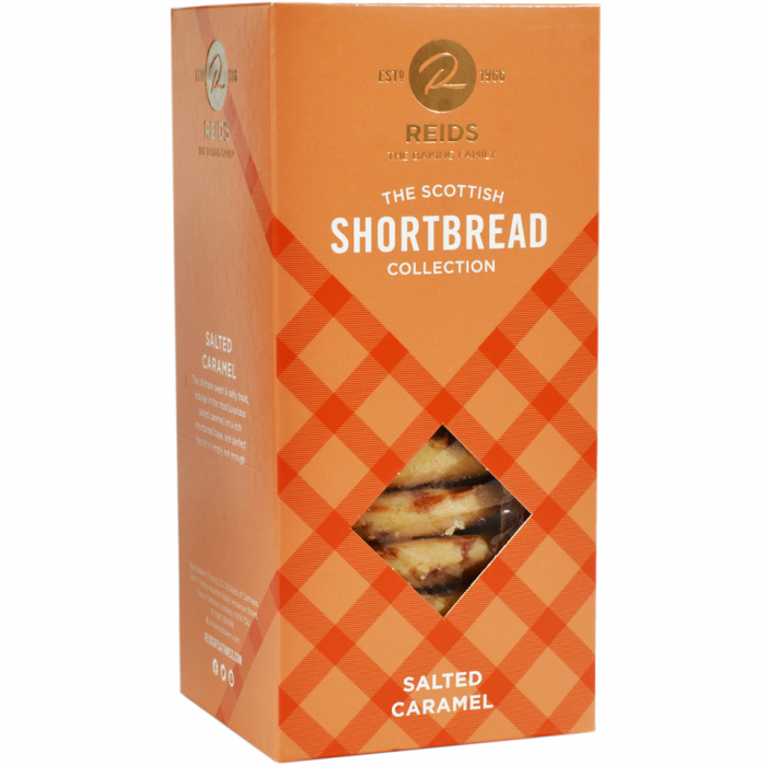Biscuiti traditionali scotieni cu caramel sarat, Reids [0]