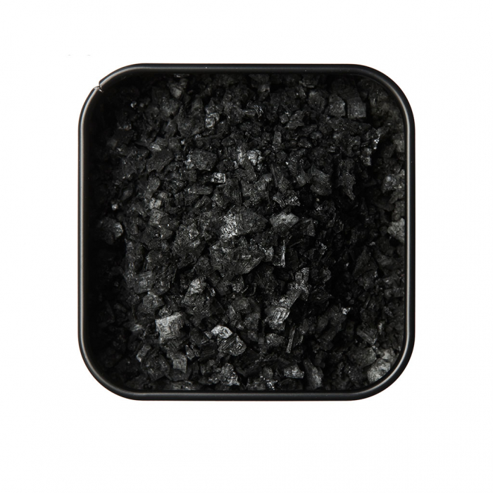 Black Flakesalt, organic, Mill&Mortar 1
