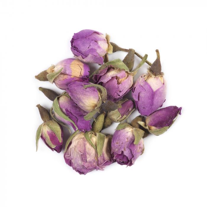 Boboci de trandafir, Rosebuds, 25 gr, Whittard of Chelsea [0]