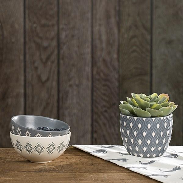 Recipient plante interior Artisan Aztec, David Mason Design 1