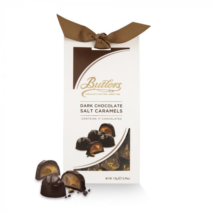 Bomboane de ciocolata Dark Salted Caramel [0]