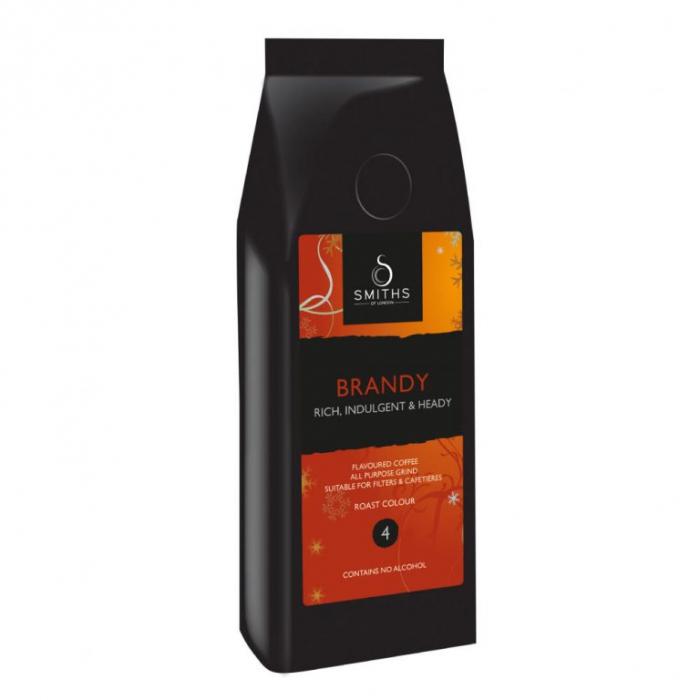 Cafea macinata Brandy, Smith Coffee, 250 gr 0
