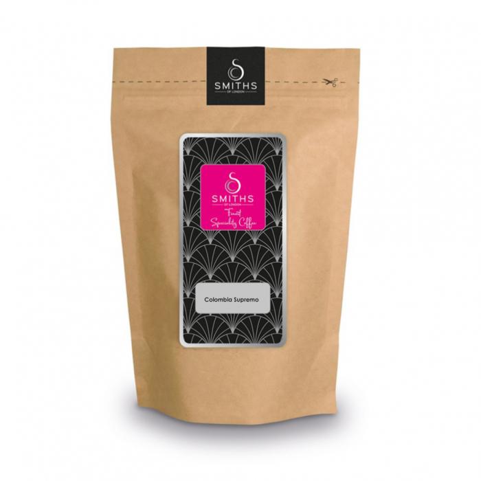 Cafea boabe de origini, Columbia Supremo, Smith's Coffee, [0]