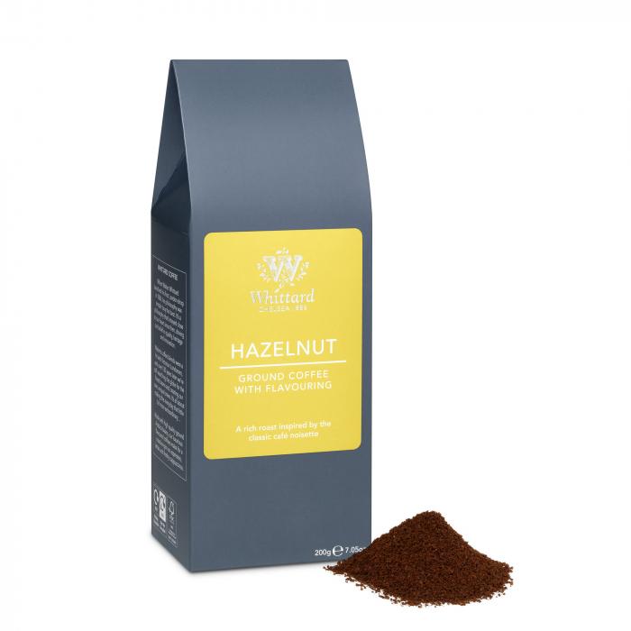 Cafea macinata Hazelnut 0