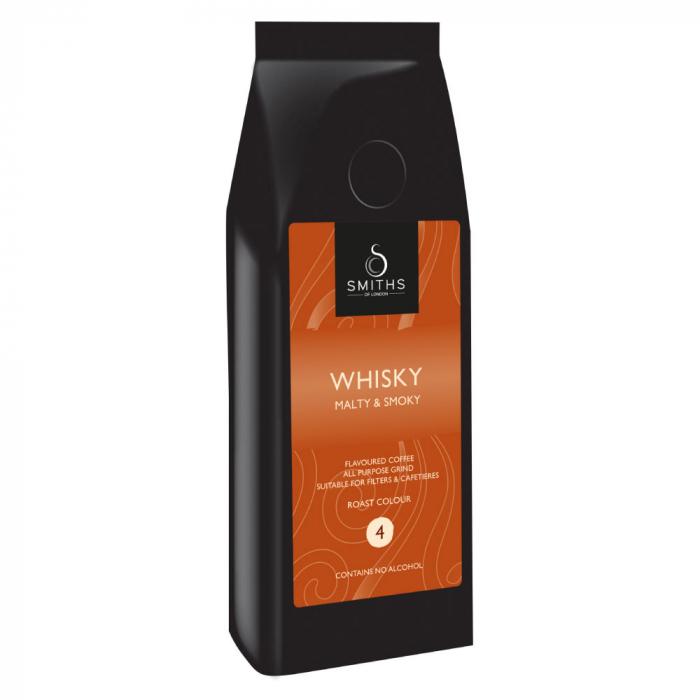 Cafea cu aroma Whisky, Smith's Cofffee, 250 gr [0]