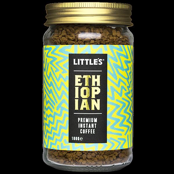 Cafea instant Ethiopian Premium 0