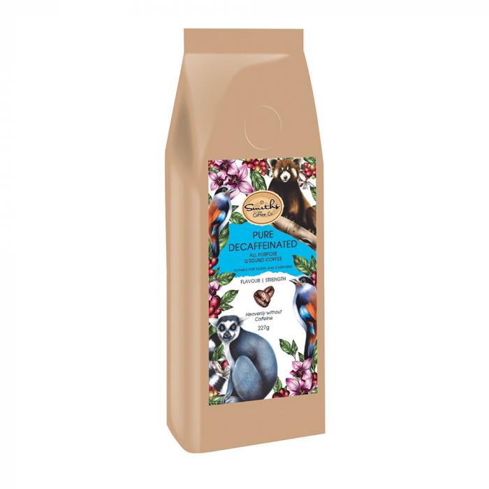 Cafea macinata fara cofeina, Pure Decaff, Wildlife Collection, 250 gr [0]