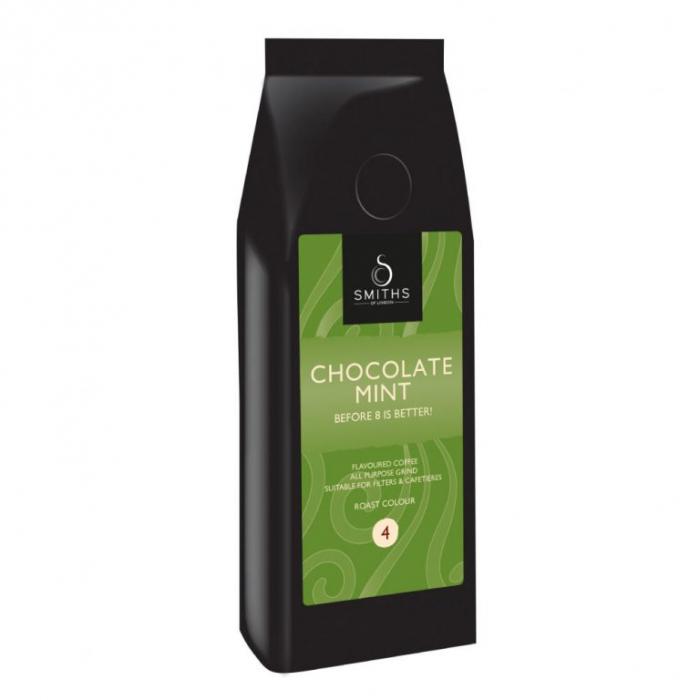 Cafea macinata  Chocolate Mint, Smith's Coffee, 250 gr 0