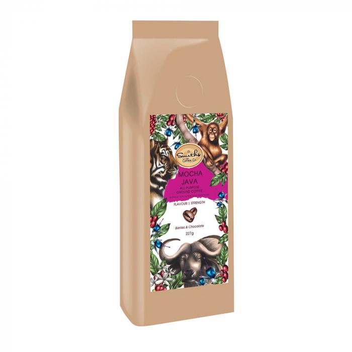 Cafea macinata Mocha Java, Smith's Company, 250 gr [0]
