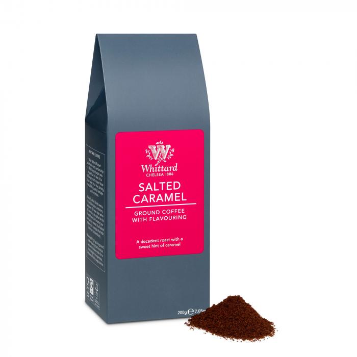 Cafea macinata Salted Carmel [0]
