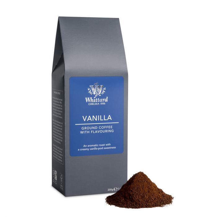 Cafea macinata Vanilla 0