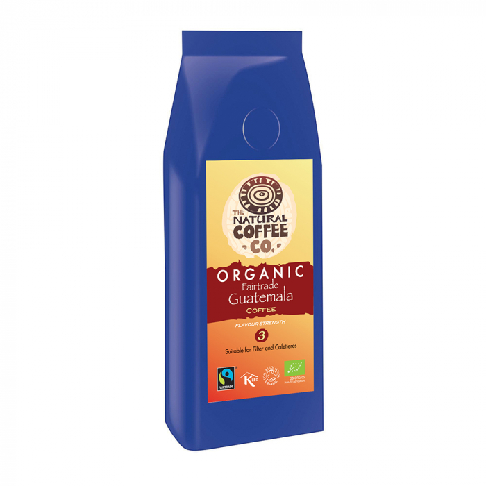 Cafea organica  Guatemala, Organic fairtrade, Smith's Coffee, 227gr 0