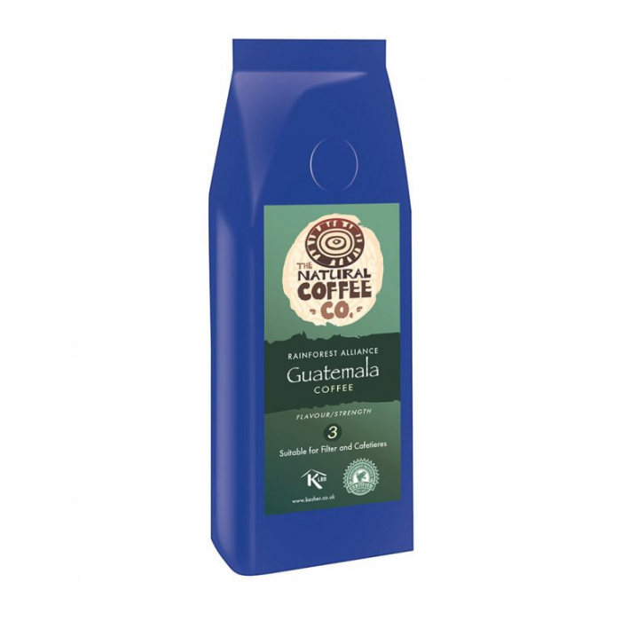 Cafea organica  Guatemala Rainforest Alliance,  Organic fairtrade, Smith's Coffee, 227gr 0