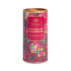 Ceai instant Cranberry & Raspberry, Whittard of Chelsea, 450 gr 0