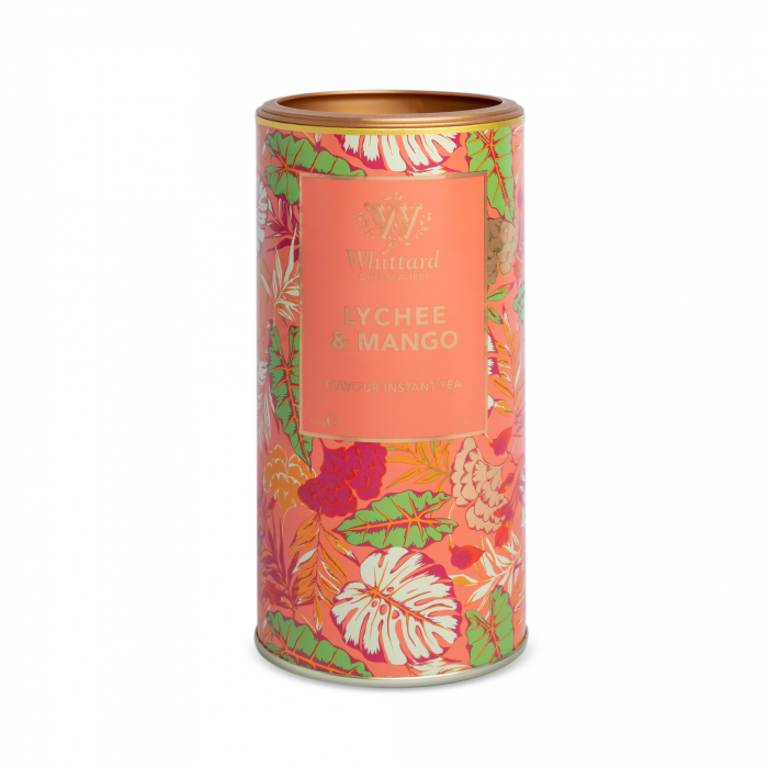 Ceai instant Lychee & Mango, Whittard of Chelsea, 450 gr 0