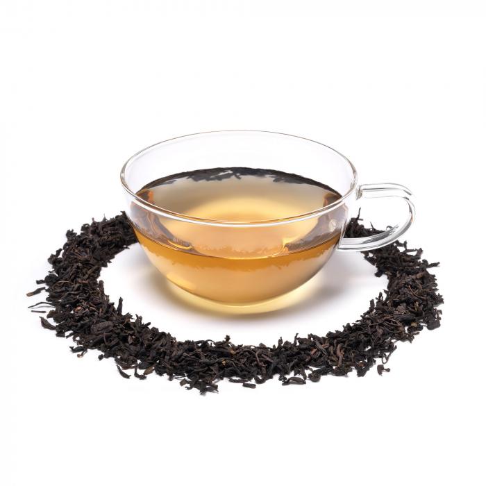 Ceai negru afumat Lapsang Souchong, vrac, 50 gr, Whittard of Chelsea [1]