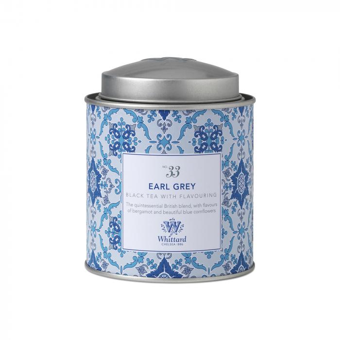Ceai negru Earl Grey, colectia Tea Discovery,100 g 1
