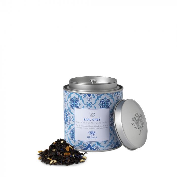 Ceai negru Earl Grey, colectia Tea Discovery,100 g 0