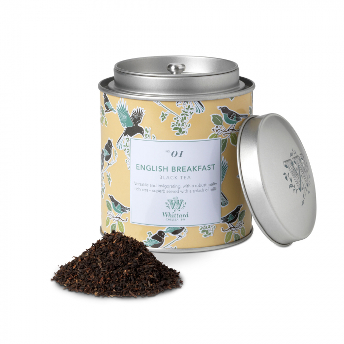 Ceai negru English Breakfast, Tea Discovery Colection, Whittard of Chelsea, 100 gr 0