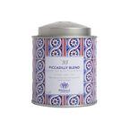 Ceai negru Piccadilly Blend, frunze, ambalat in cutie metalica, Whittard of Chelsea 1