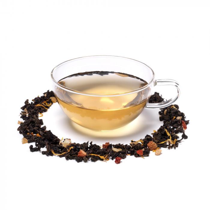 Ceai Oolong cu fructe tropicale, Garden Party Oolong, vrac, 50 gr [1]